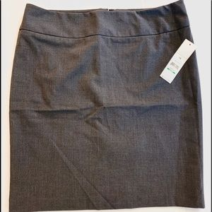George Gray Pencil Skirt Size 12